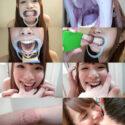 西村ニーナの歯と噛みつきシリーズ1~2まとめてDL