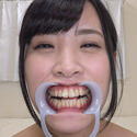 【歯フェチ】涼城りおなちゃんの歯を観察しました!