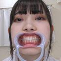 【歯フェチ】美甘りかちゃんの歯を観察しました!