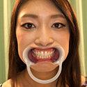 【歯フェチ】怜子さんの美しく整った歯列を観察しました!【小早川怜子】