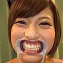 【歯フェチ】むっちりエロエロお姉さん・瑞希ちゃんの歯を観察!【早川瑞希】