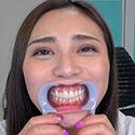 【歯フェチ】仁美まどかちゃんの歯を観察しました!