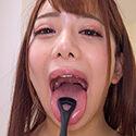 【舌フェチ唾フェチ】有村のぞみのエロい舌・唾・口の臭い堪能コース2