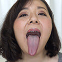 【舌フェチベロフェチ】牧村彩香のエロ長い舌と口内をじっくり観察