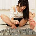 【巨大娘】縮小都市・小人を蹂躙する巨大な素足 後編【奏音かのん】