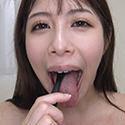 【舌フェチ唾フェチ】永野つかさのエロい舌・唾・口の臭い堪能コース2