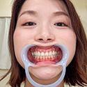 【歯フェチ】加藤ツバキさんの歯を観察しました!