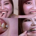 【特典動画付】望月あやかの歯と噛みつきシリーズ1~3まとめてDL